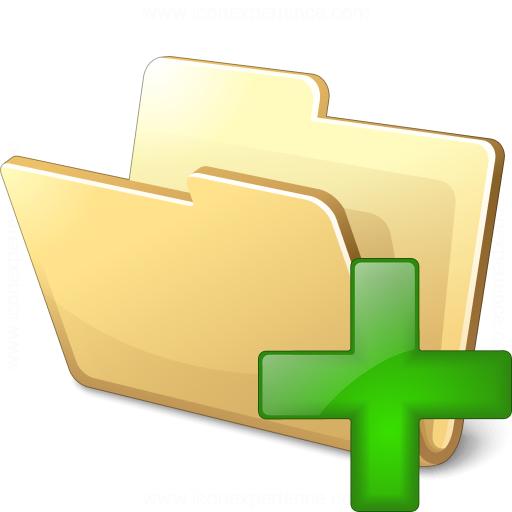 Folder Add Icon