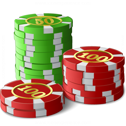 Gambling Chips 2 Icon
