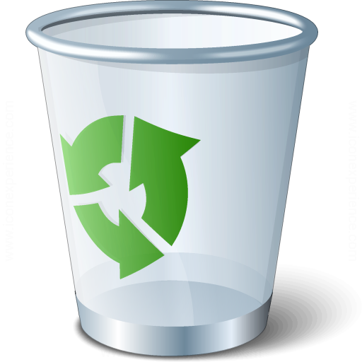 Garbage Empty Icon
