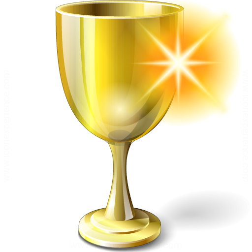 Goblet Gold New Icon