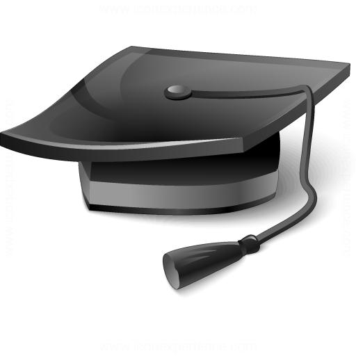 Graduation Hat 2 Icon