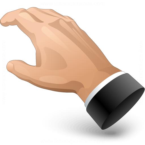 Hand Grab 2 Icon
