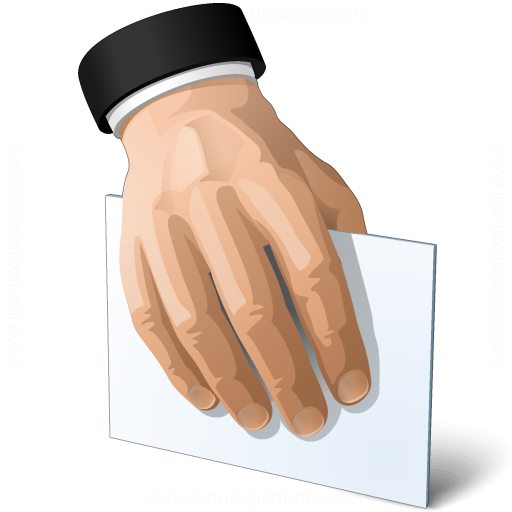 Hand Paper Icon