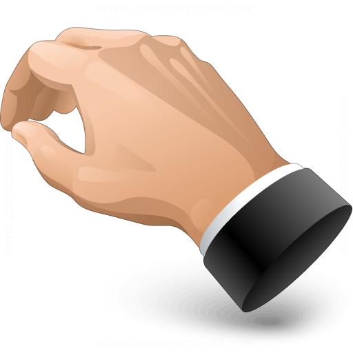Hand Pinch Icon