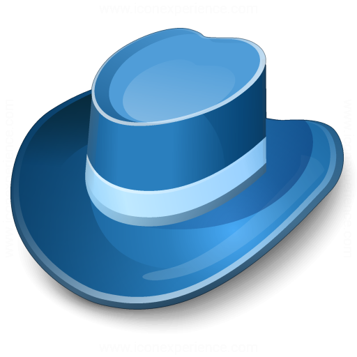 Hat Blue Icon