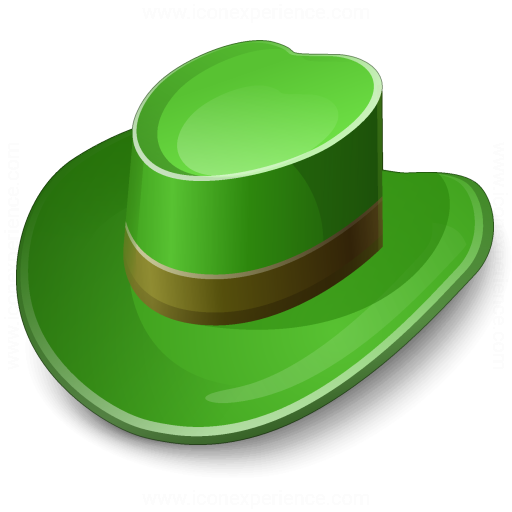 Hat Green Icon