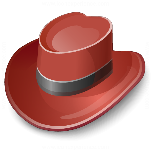 Hat Red Icon