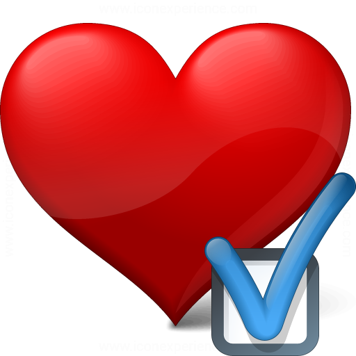 Heart Preferences Icon