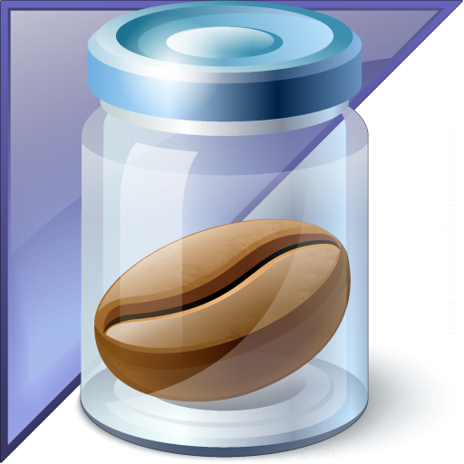 Jar Bean Enterprise Icon