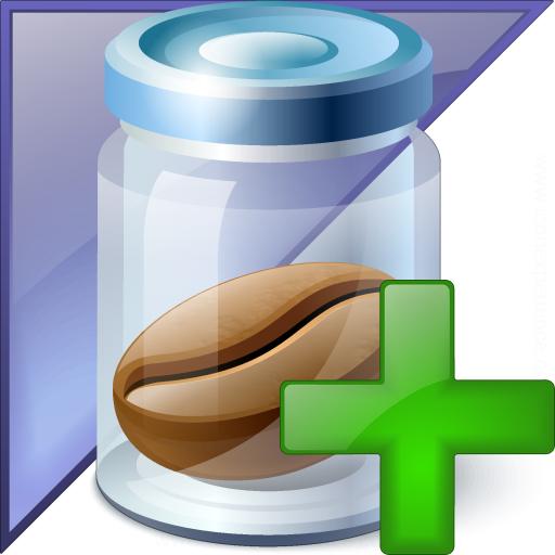 Jar Bean Enterprise Add Icon