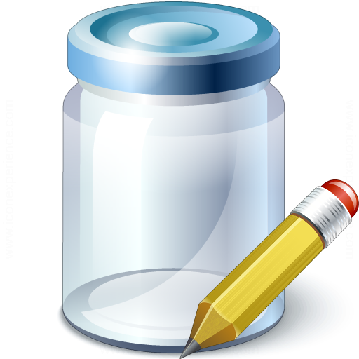 Jar Edit Icon