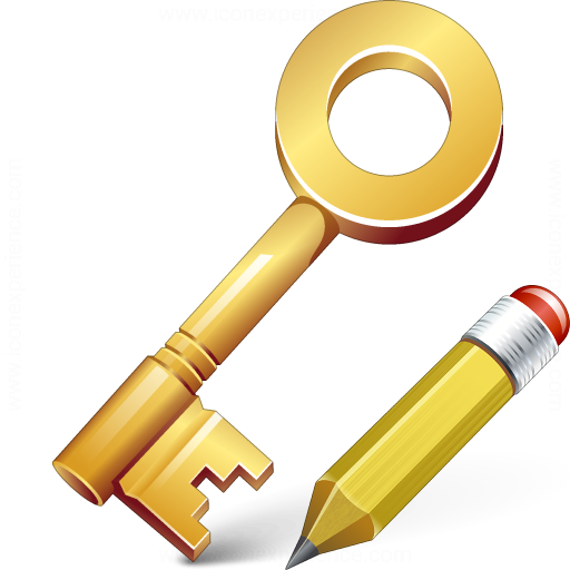 Key Edit Icon