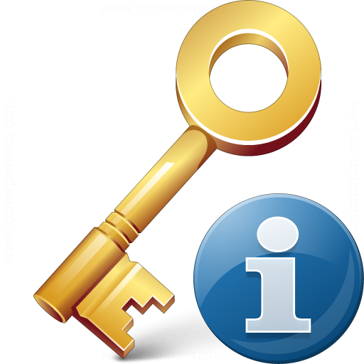 Key Information Icon