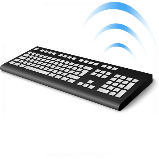 Keyboard 2 Cordless Icon