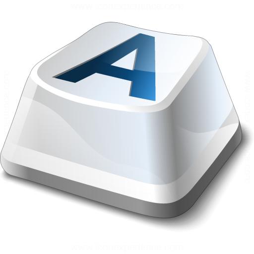 Keyboard Key Icon