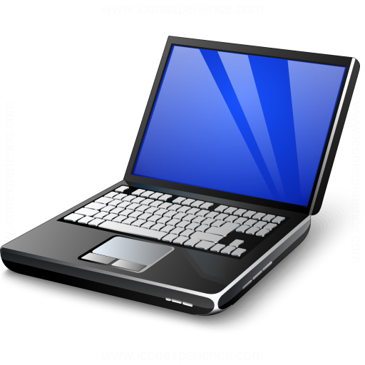 Laptop 2 Icon