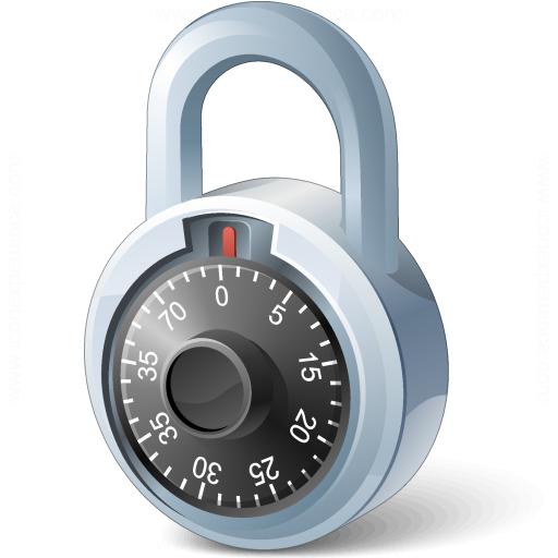 Lock 3 Icon