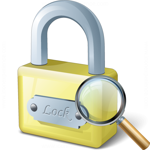Lock View Icon