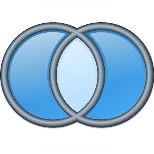 Logic Xor Icon