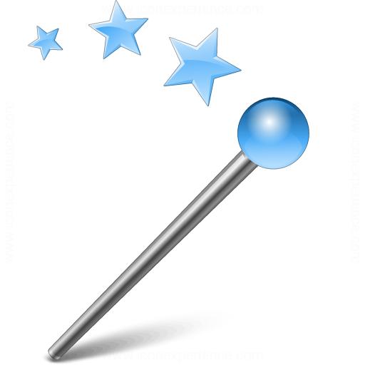 Magic Wand 2 Icon
