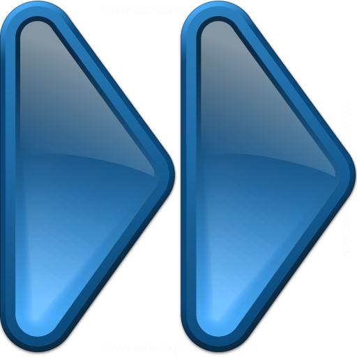 Media Fast Forward Icon