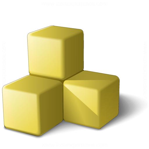 Memory 2 Yellow Icon