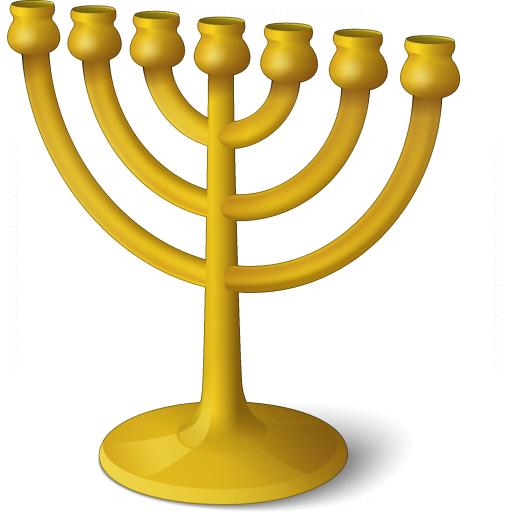 Menora Icon