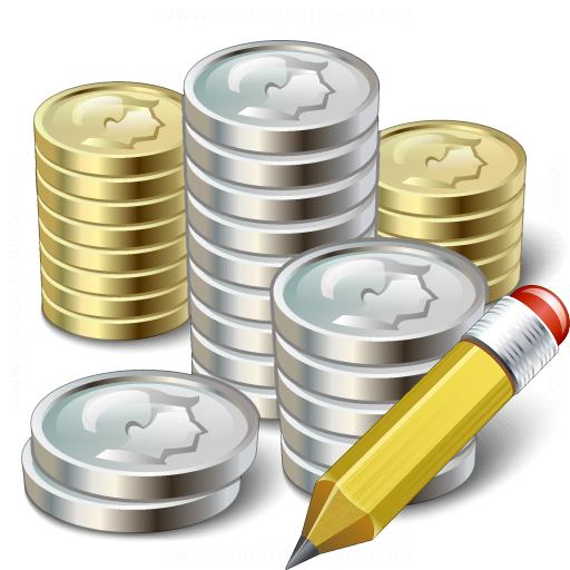 Money 2 Edit Icon