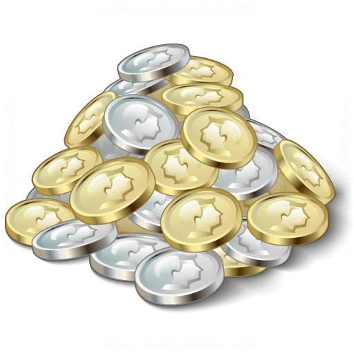 Money Coins Icon