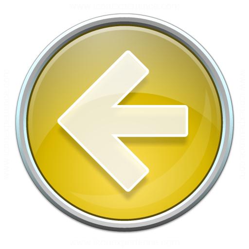 Nav Left Yellow Icon