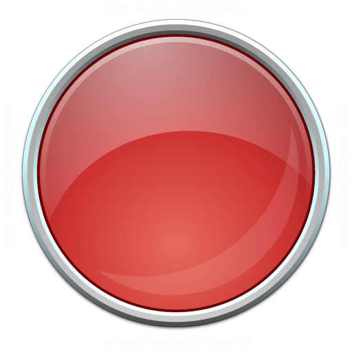 Nav Plain Red Icon