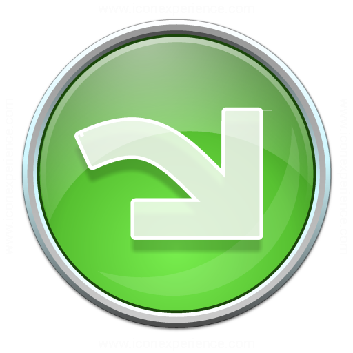 Nav Redo Green Icon