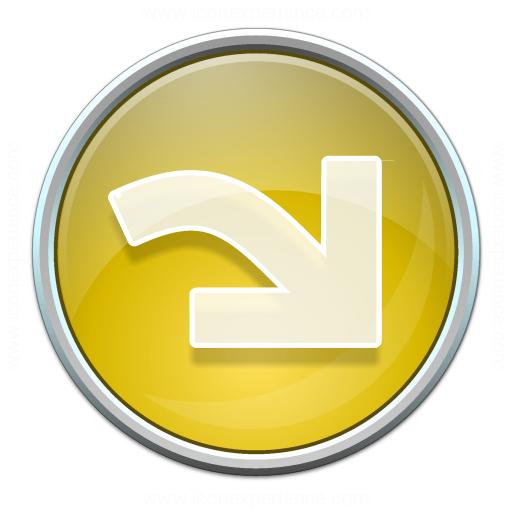 Nav Redo Yellow Icon