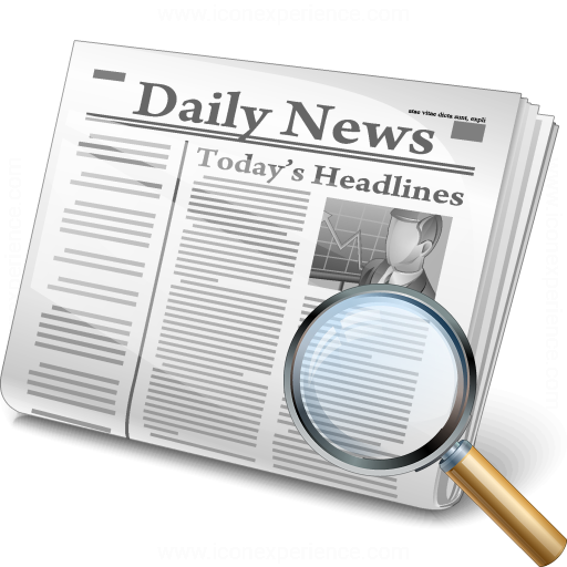 Newspaper View Icon