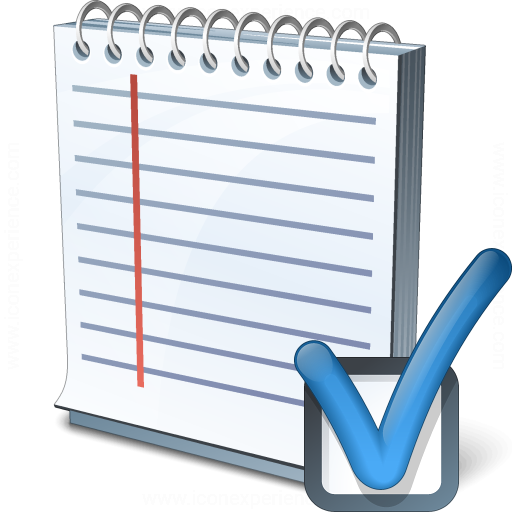 Notebook Preferences Icon