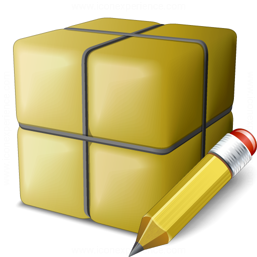 Package Edit Icon