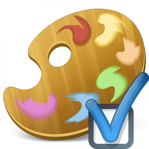 Palette Preferences Icon