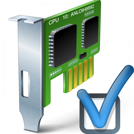 Pci Card Preferences Icon