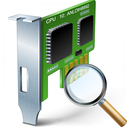 Pci Card View Icon