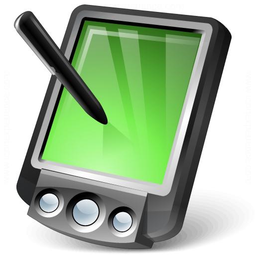 Pda 2 Write Icon