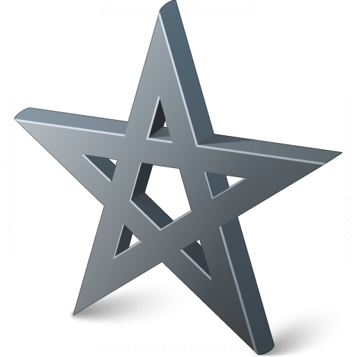 Pentacle Icon