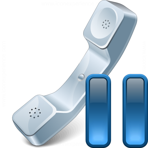 Phone Hold Icon