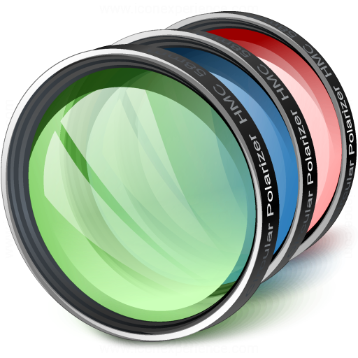 Photographic Filters Icon
