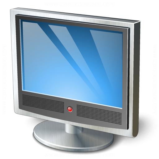 Plasma Tv Icon