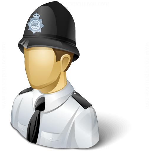 Policeman Bobby Icon