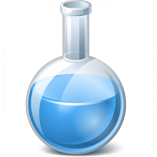 Potion Blue Icon