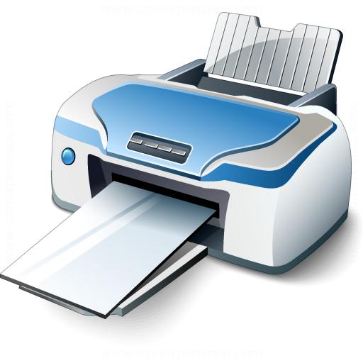 Printer 2 Icon