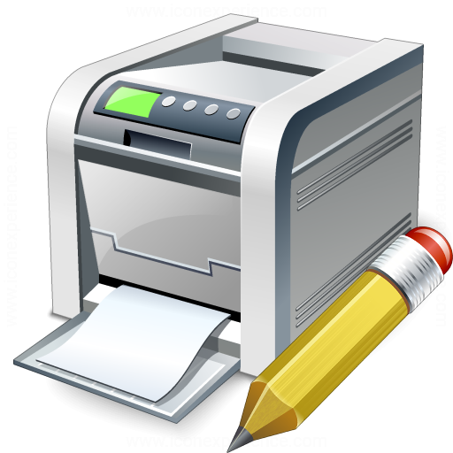 Printer Edit Icon