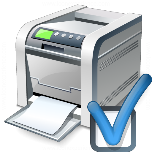 Printer Preferences Icon