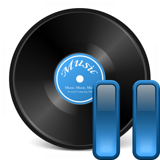 Record Pause Icon